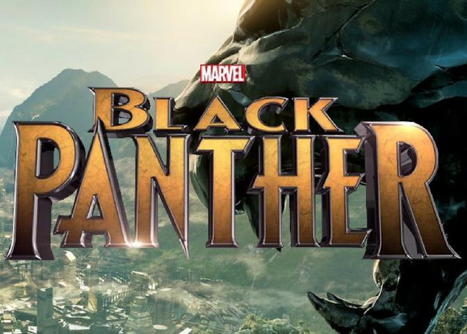 Black Panther comic book coming to life through cinema