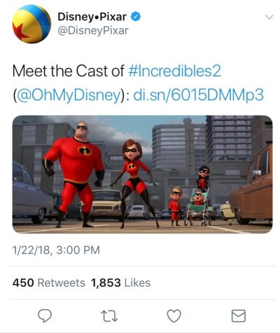 Incredibles 2 cast introduces new voices and new characters