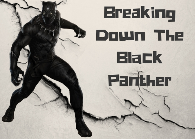 Black Panther has more to it than what meets the camera lense