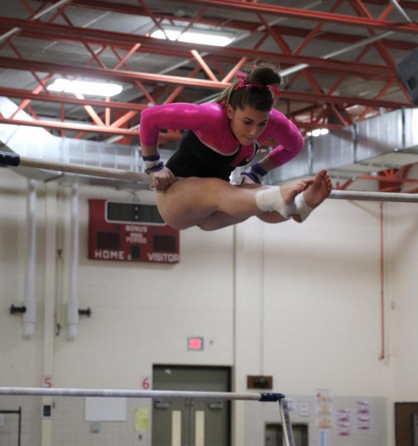 LFLF Gymnastics Team gets first place at Regionals
