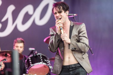 """Say Amen"" and ""Silver Lining sizzle"" on Panic! At The Disco's Sixth Studio Album"