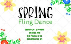 The Spring Fling dance replaces Snowcoming