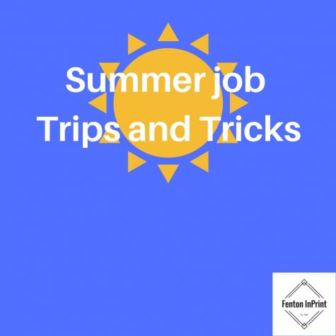 Tips and trips for summer jobs
