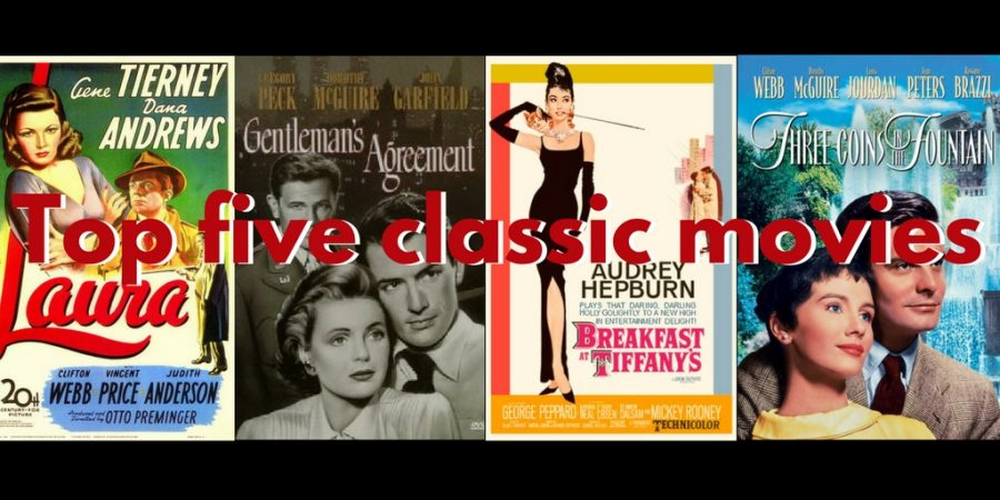 Five classic movies everyone should watch at least once