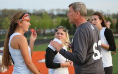 Girls lacrosse coach Roger Ellis returns for another season