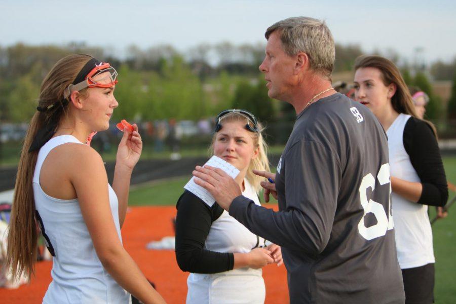 Girls lacrosse coach Roger Ellis returns for another season