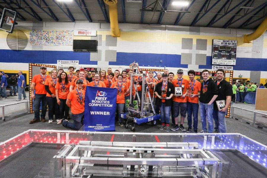 Titanium Tigers head to States at Saginaw Valley State University