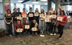 Math and science competition team hold their own with little preparation