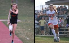Athletes double up in spring sports