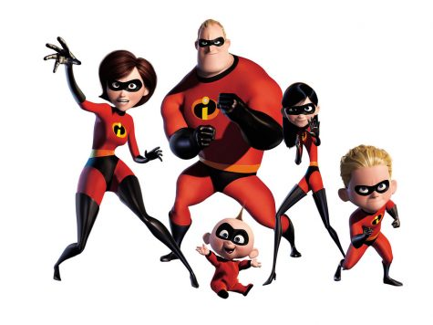 Incredibles 2 dashes into theaters