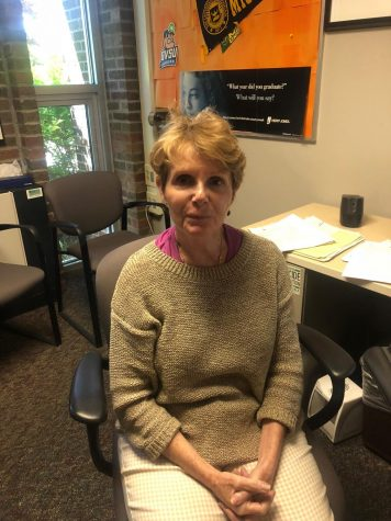People of Fenton: Counselor Vicky Russell