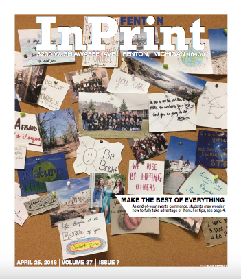 Fenton InPrint: April Issue 2018