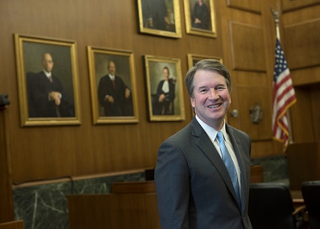 Judge Brett Kavanaugh is a threat to women's rights