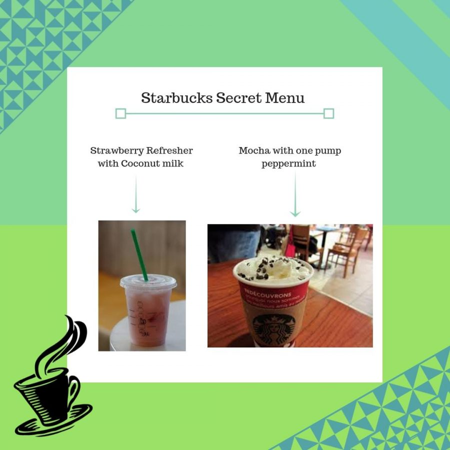 The Secret Menu of Starbucks and what to order