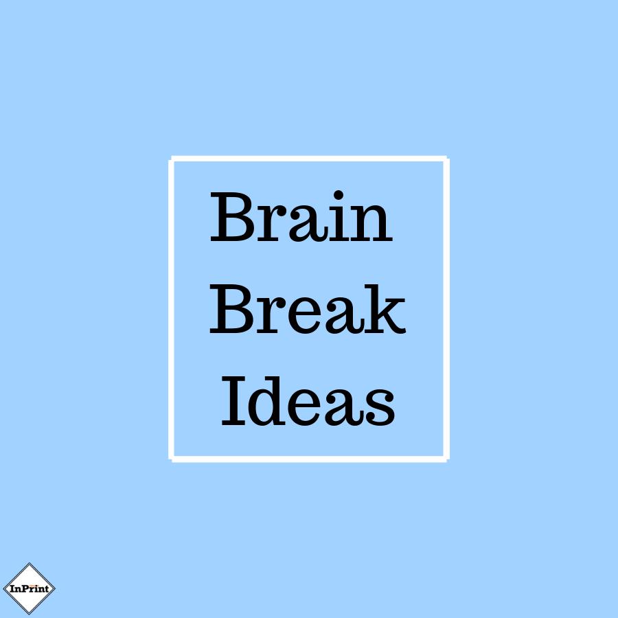 Brain+Break+Ideas