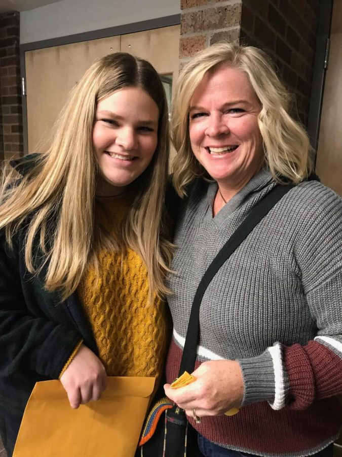 """My mom is the most influential person in my life. She is always there for me, and she wants me to succeed in life. At times, I feel like she wants things in my life for me more than I do. Like when I was accepted into MSU, she was even more excited for me than I was. On top of that, she is extremely caring, and puts others above herself, even if she doesn't know them. If I didn't have her, I don't know what I would do."""