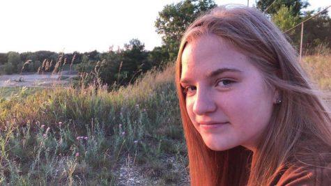 People of Fenton: junior Julia Young