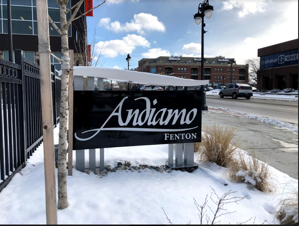 Andiamo of Fenton opened on Feb. 8 in downtown Fenton.
