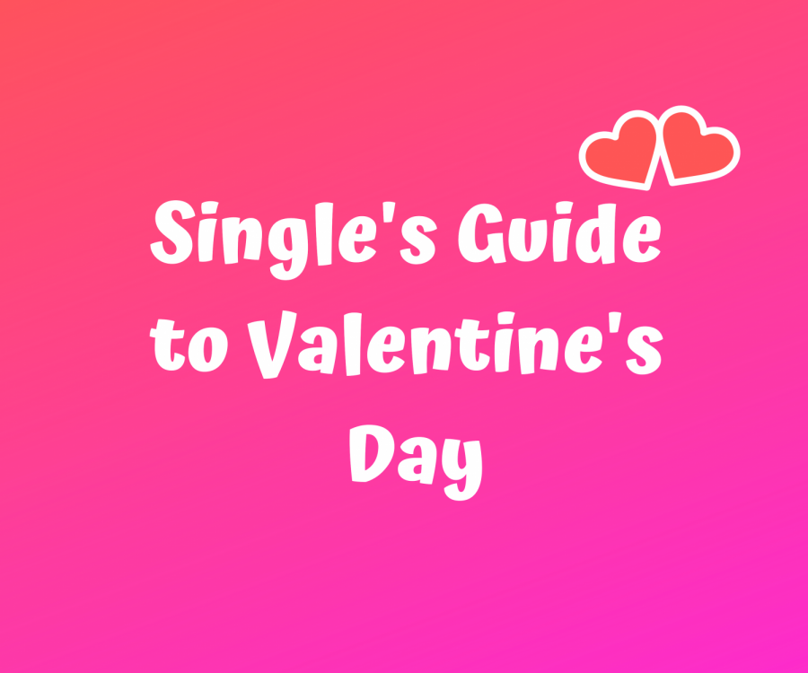 Five things to do if you're single on Valentine's Day