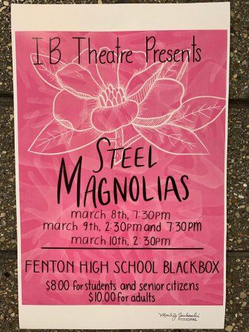IB theatre prepares to perform 'Steel Magnolias'