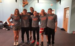 Fenton students participate in Tri County Ninja competition