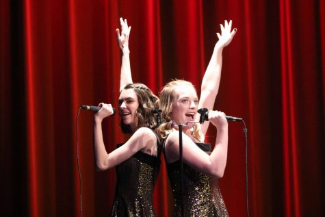 Ambassadors perform Back by Popular Demand concert