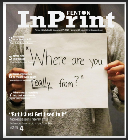 Fenton InPrint: November Issue 2018
