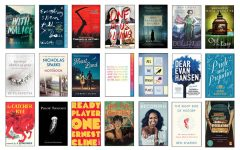 Staff Picks for March is Reading Month