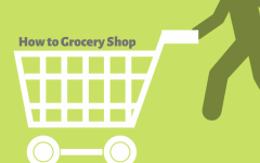 Guide to Adulting: How to grocery shop efficiently
