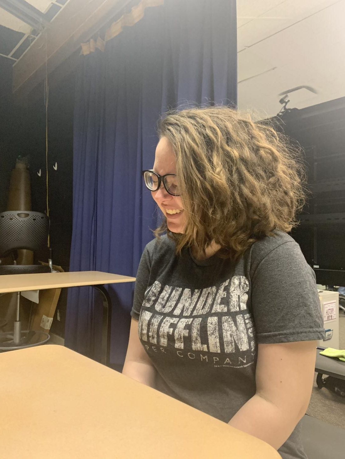 """""""One piece of advice I would give to someone is to drink more water,"""" sophomore Audrey Trammell said. """"It sounds very nerdy, but I started drinking water and my skin cleared up and I started getting up earlier, overall I felt a lot better."""""""