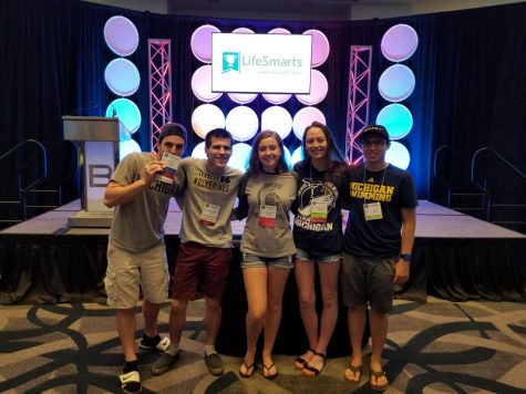 FHS students compete in national LifeSmarts competition