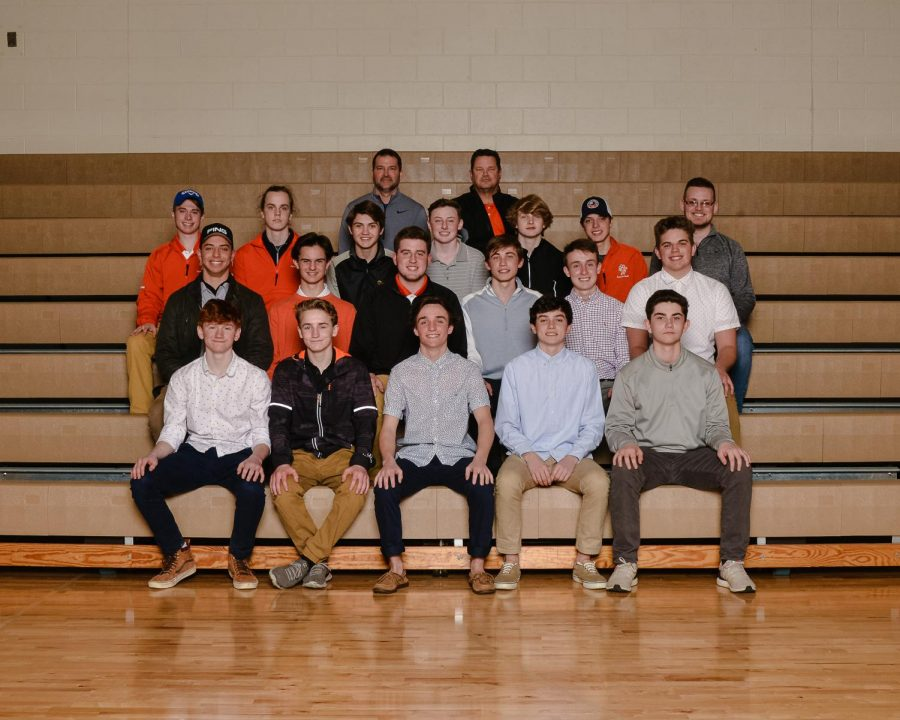 Meet the 2019 Golf Team