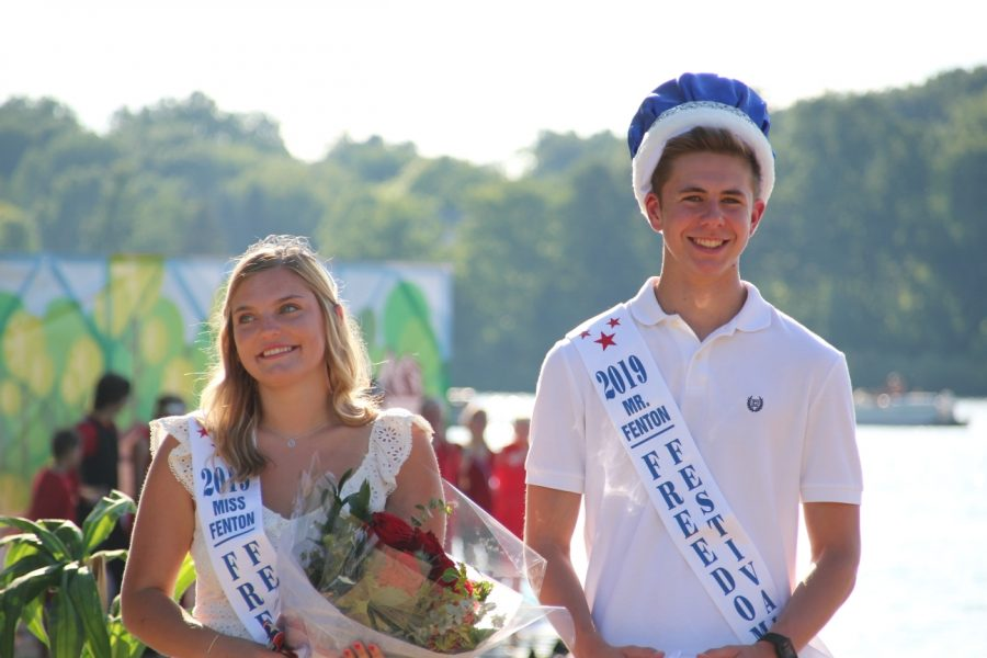 Freedom+Festival+King+and+Queen%3A+Jacob+Novak+and+Kaitlin+Gruber