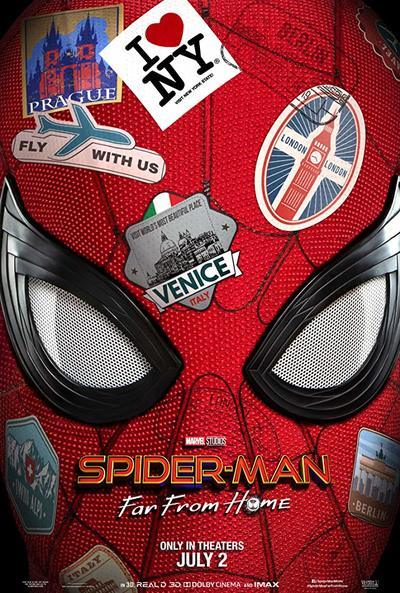 Movie Review: Spider Man: Far From Home