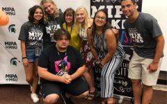 InPrint staff attends MIPA Summer workshop