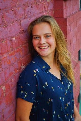 People of Fenton: senior Erica Behnfeldt
