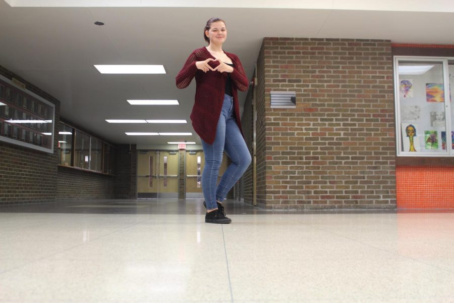 People of Fenton: sophomore Ava LaFayette