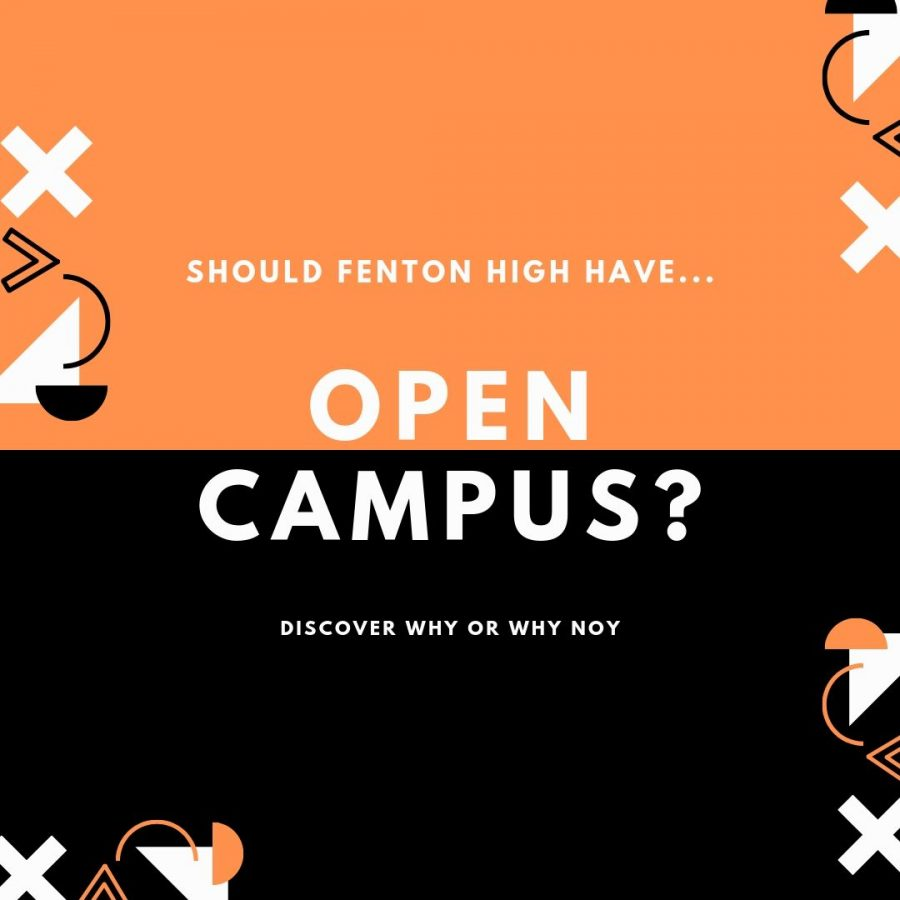 Opinion: Fenton High should have an open campus