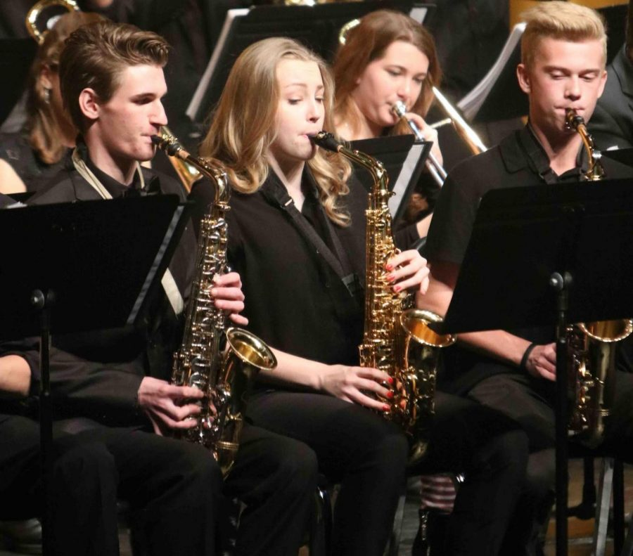 FHS Jazz Band becomes competitive