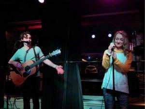 Sophomore Bella Henson shares her musical talent on social media