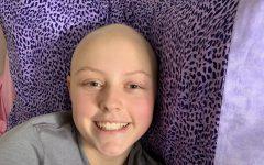 Eighth grader Makenzie Lawson battles leukemia