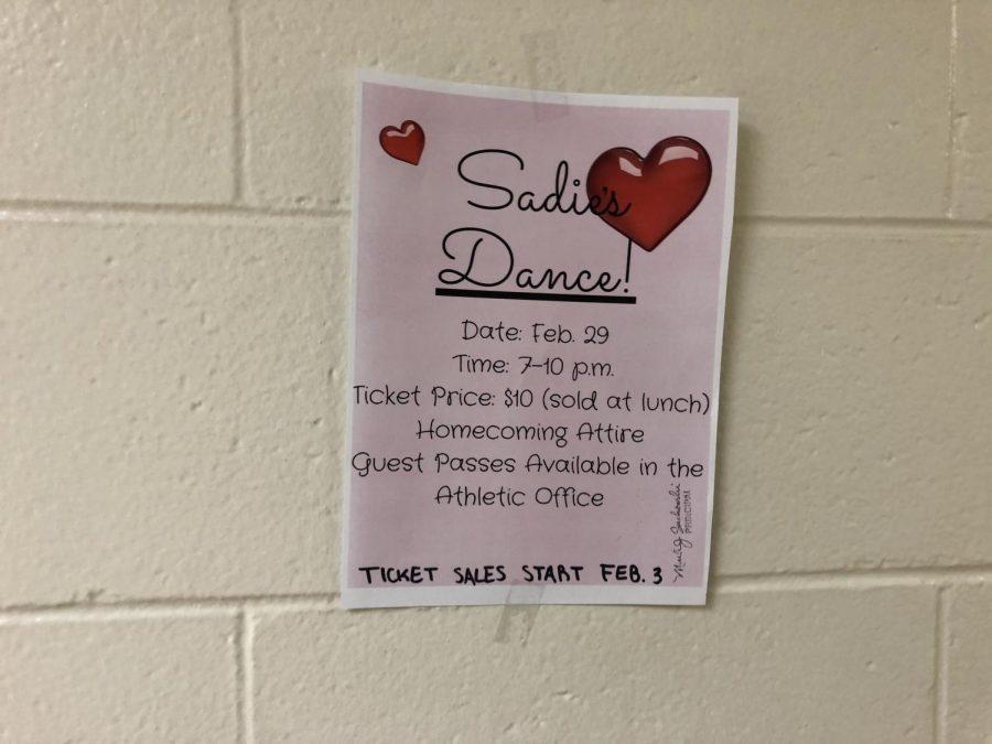 Student Council plans reformed Sadies dance