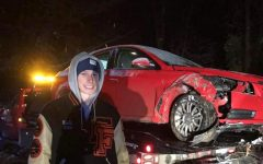 Students suffer from icy roads, offer driving advice