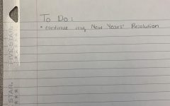 How students are sticking to their New Years' Resolutions