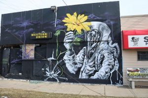 Opinion: Graffiti is art, not vandalism