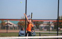 Fenton tennis summer program provides extra repetition