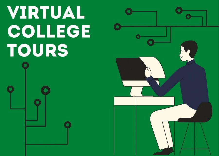 Opinion: pros and cons of virtual college visits