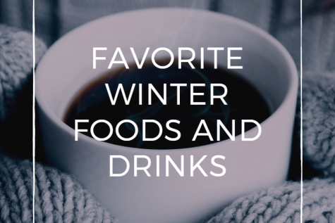 Favorite winter foods and drinks