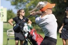Varsity golf team takes fifth in states