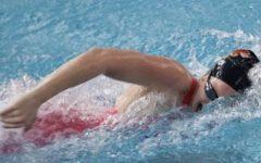 Junior Grace Olsen's life as a swimmer